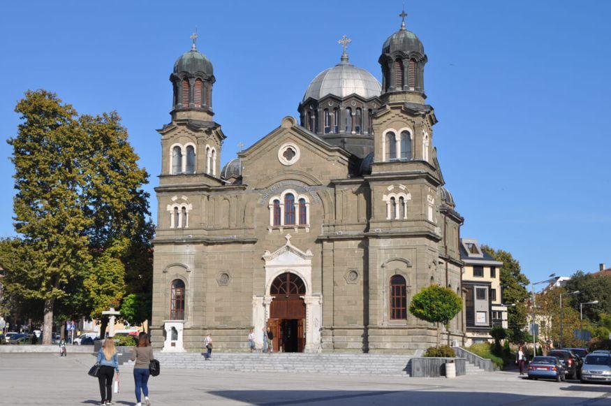 Church in Burgas
