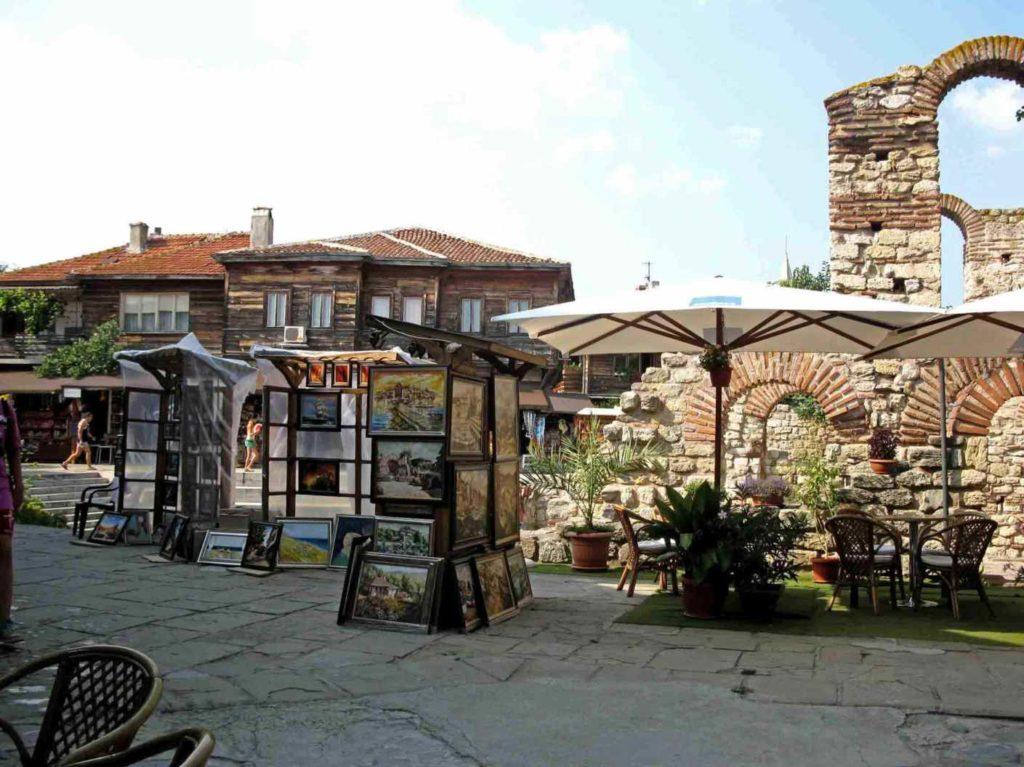 Old city of Nessebar