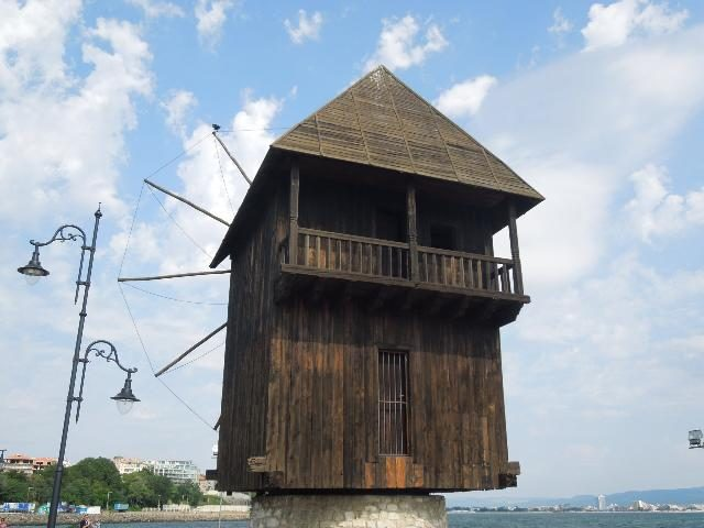 The Mill in Nessebar