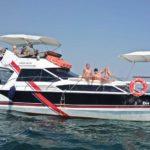 Yacht cruise from Balchik