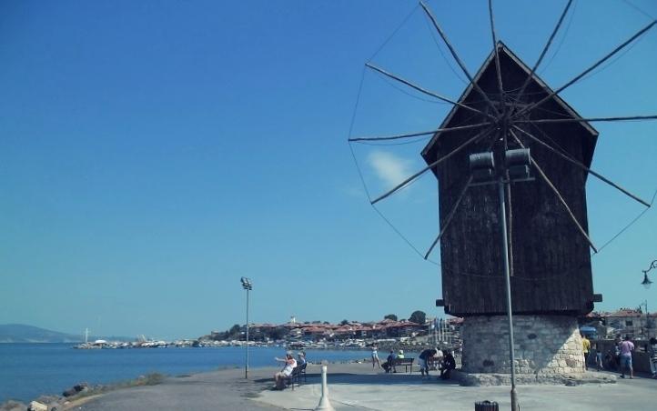 Day trip to Nessebar